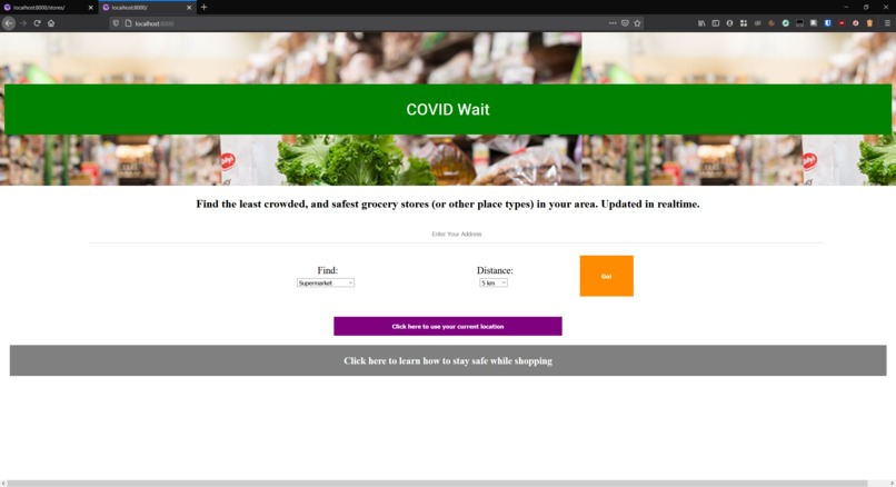 COVID Wait – screenshot 3