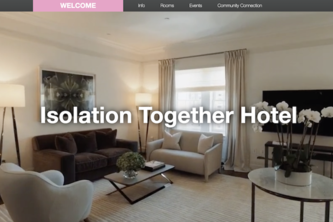 Isolation Together Hotel