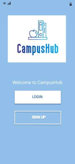 CampusHub – screenshot 1