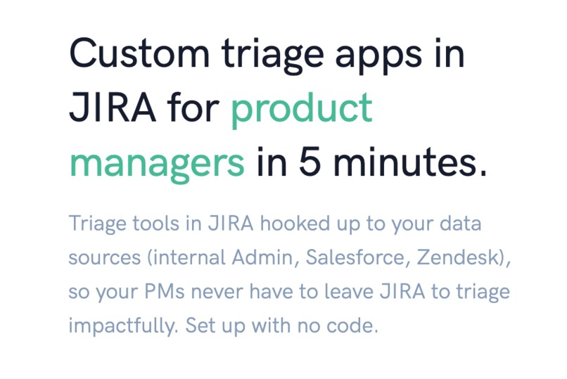 ZenRPA Triager for JIRA – screenshot 1