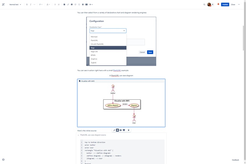 Visualize with AWS (Atlassian Forge) – screenshot 9