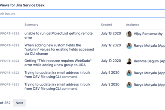 Smart Views for Jira Service Desk