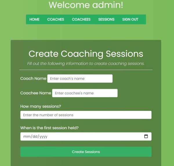 Coacher – screenshot 6