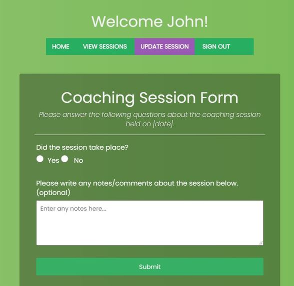Coacher – screenshot 7