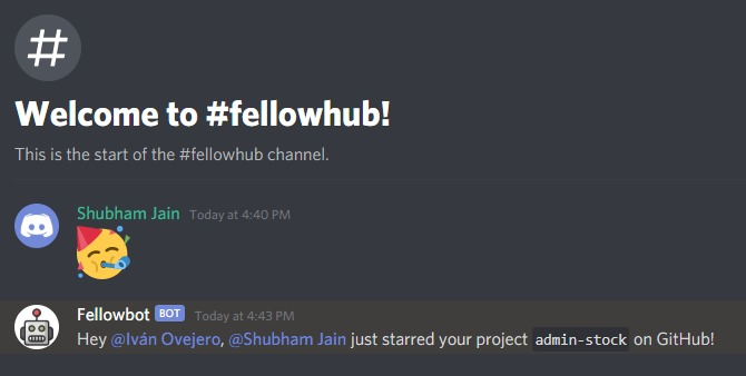 fellowhub – screenshot 9