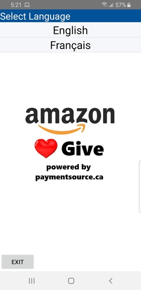 Amazon Give – screenshot 1
