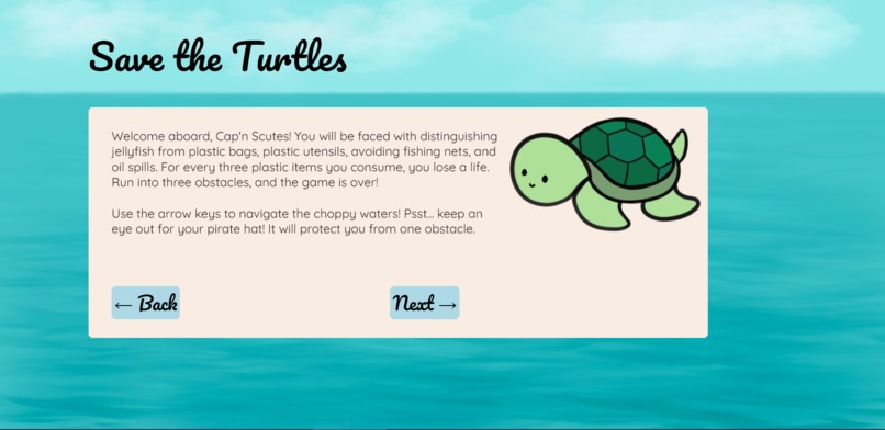 Save the Turtles – screenshot 2