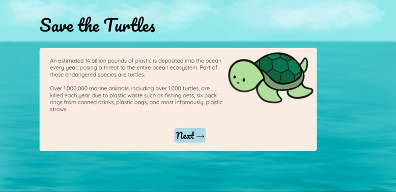 Save the Turtles – screenshot 1