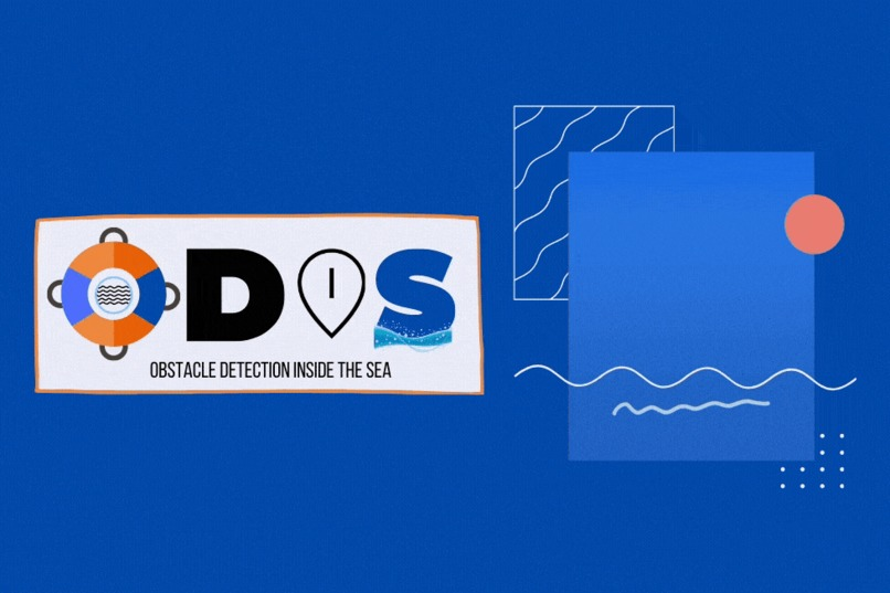ODIS (Obstacle Detection Inside the Sea) – screenshot 1