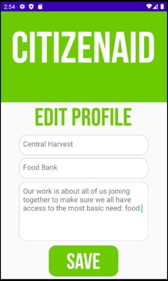 CitizenAid – screenshot 7
