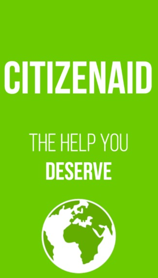 CitizenAid – screenshot 1