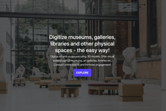 Digitizr - Tool to help museums, art galleries etc go online