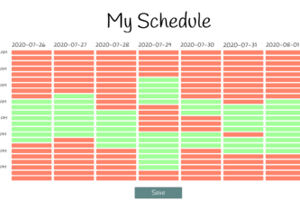 SyncSchedule