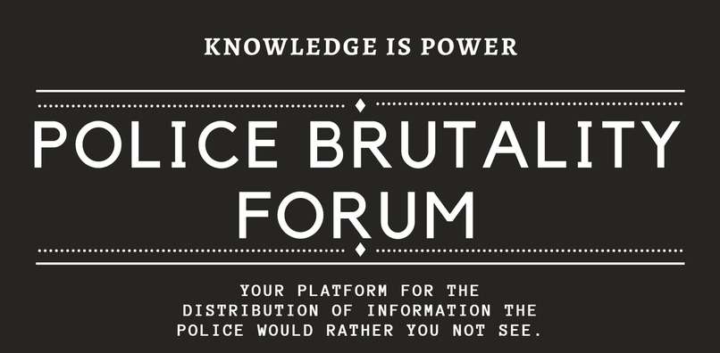 Police Brutality Forum – screenshot 1
