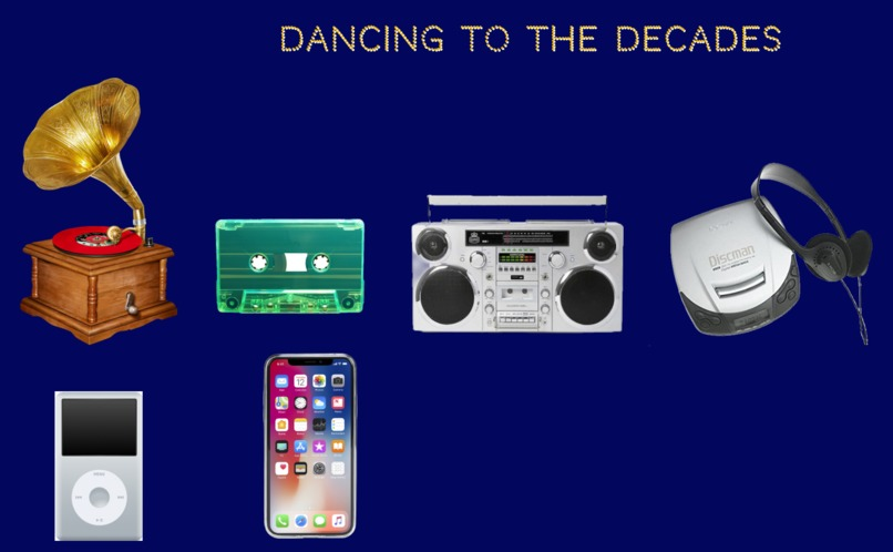 Dancing to the Decades – screenshot 1