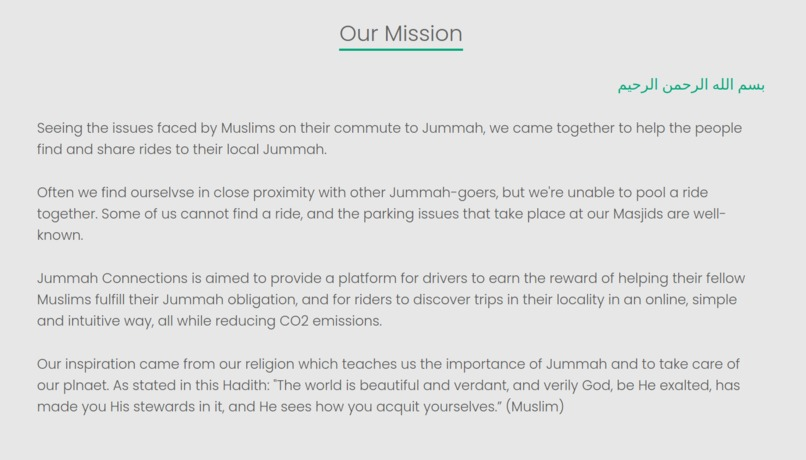 Jummah Connections – screenshot 3