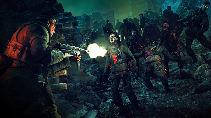 Zombie Shooter Apocalypse – screenshot 1
