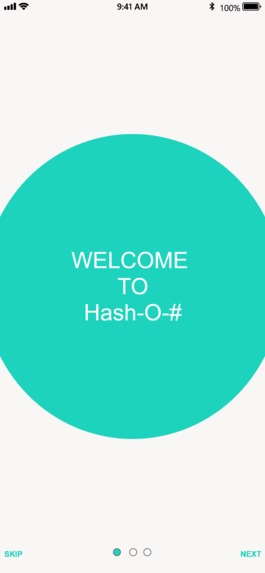 hash-it – screenshot 1