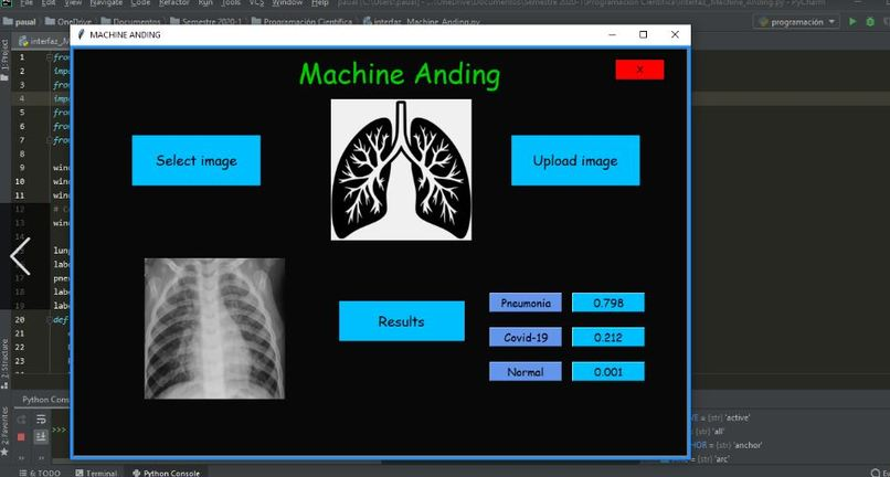 Maching Anding  – screenshot 1