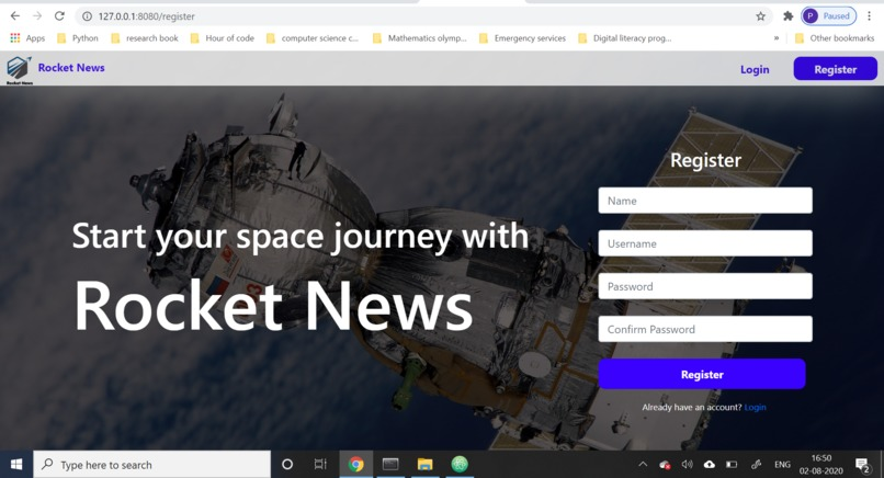 Rocket News – screenshot 2