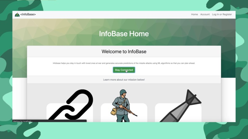 InfoBase – screenshot 1