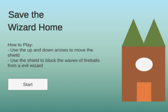 Save The Wizard Home