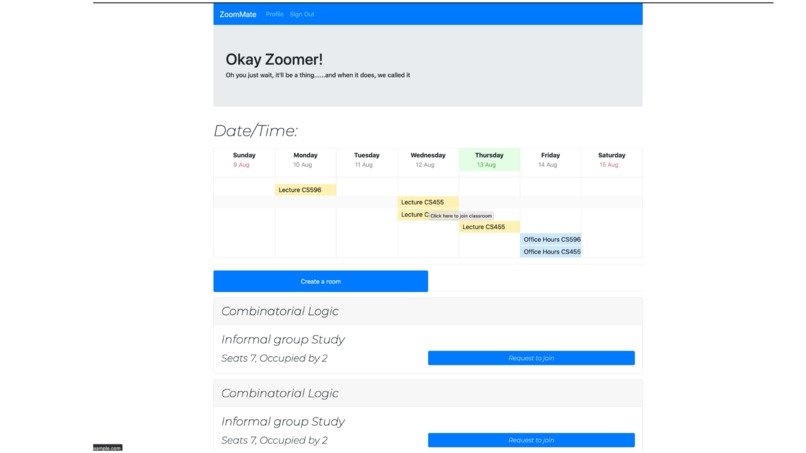 Zmate – screenshot 1