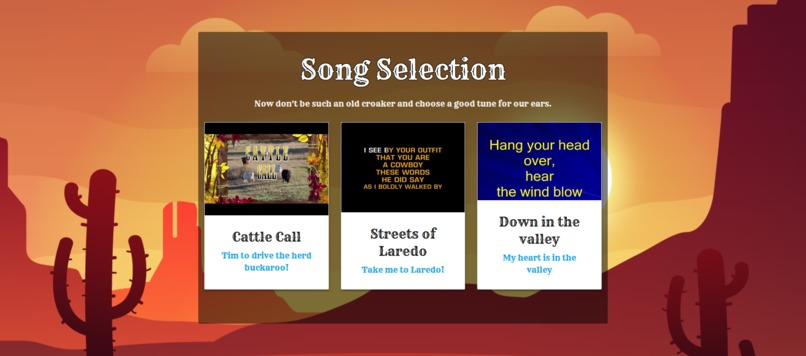 High Noon Karaoke – screenshot 3