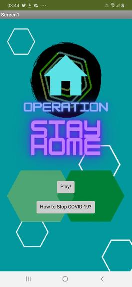 OPERATION: STAY HOME – screenshot 1