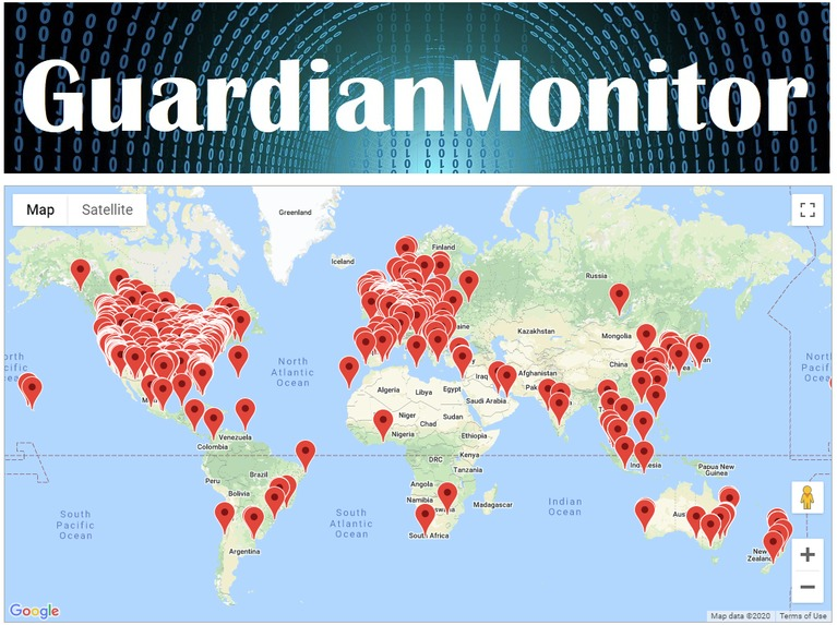 Guardian Monitor – screenshot 1