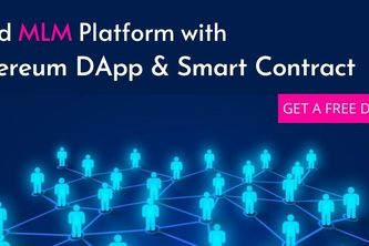 Build MLM with Ethereum Dapp & Smart Contract Development