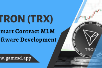 TRON (TRX) Smart Contract MLM Software Development