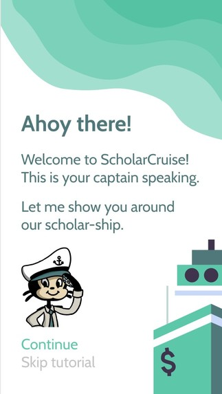 ScholarCruise – screenshot 2
