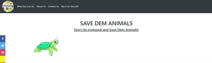 Save Dem Animals – screenshot 2