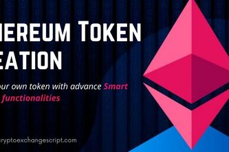 How to create ethereum token using smart contract?