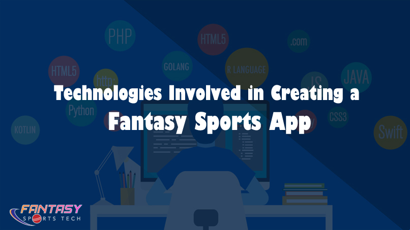 Technologies involved in Creating a fantasy sports app  – screenshot 1