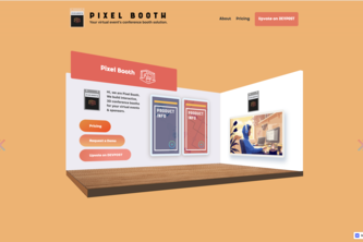 Pixel Booth