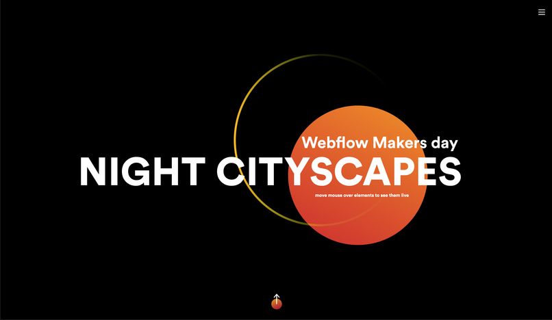 Night cityscapes – screenshot 1