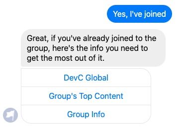 Facebook Group Assistant – screenshot 3