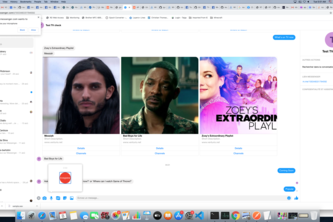 WhatzOnTV -  Voice-enabled FB Messenger bot for TV lovers