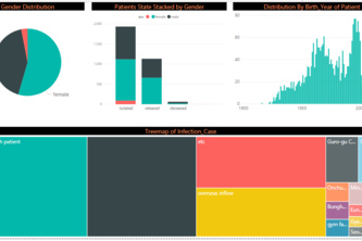 Power BI App Over TigerGraph Database