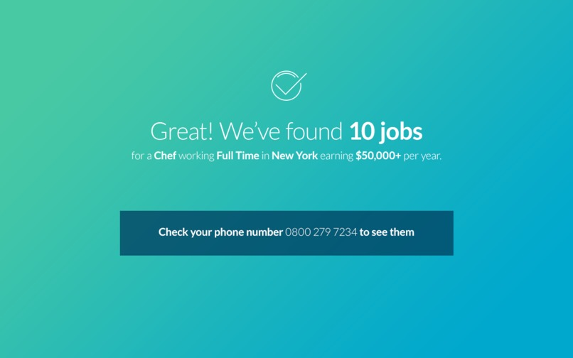 Job Search – screenshot 4