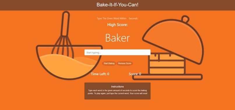 Bake-It-If-You-Can! – screenshot 1
