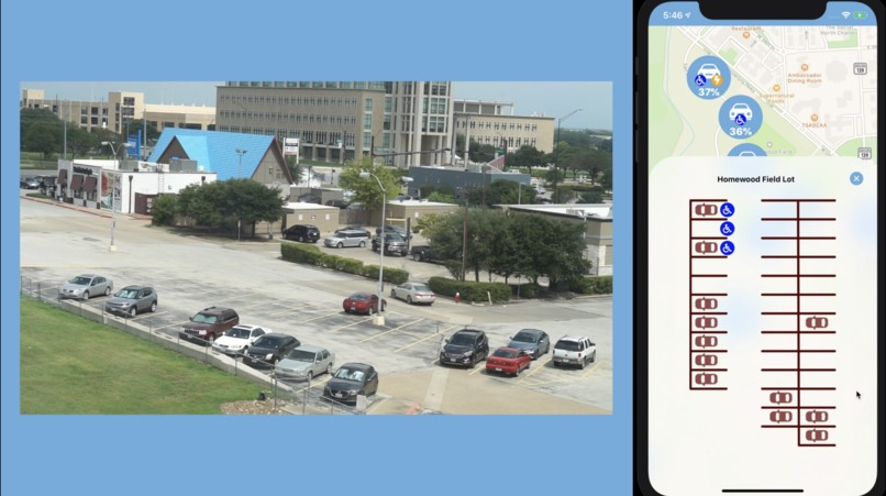 ParkingSpotter – screenshot 1
