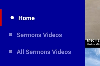 Android Church App