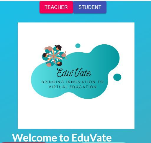 EduVate – screenshot 2