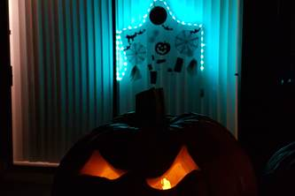Halloween at Home!