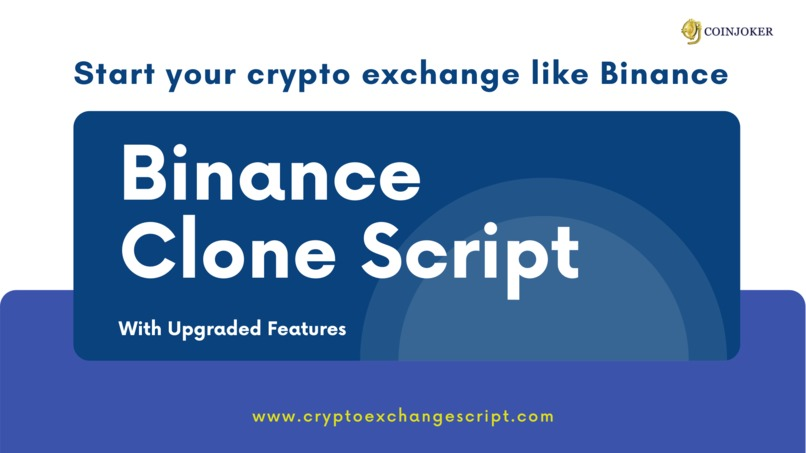 Binance Clone Script with Exclusive Premium Features – screenshot 1