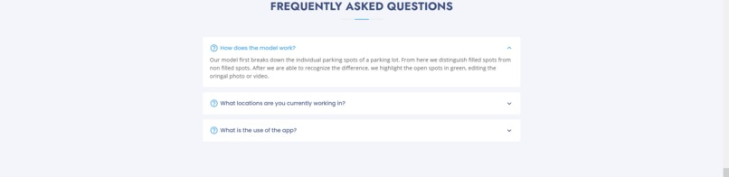 Innovate Parking – screenshot 6