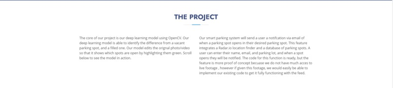 Innovate Parking – screenshot 2